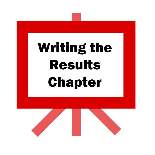 Writing the Results Chapter