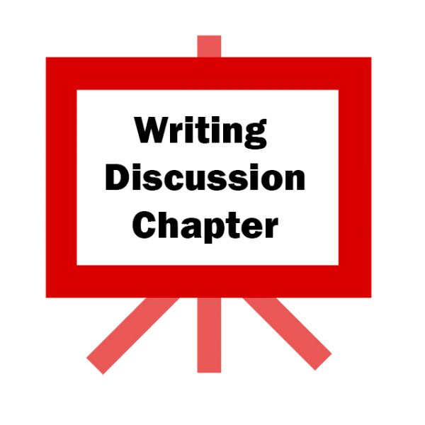 Writing discussion of dissertation